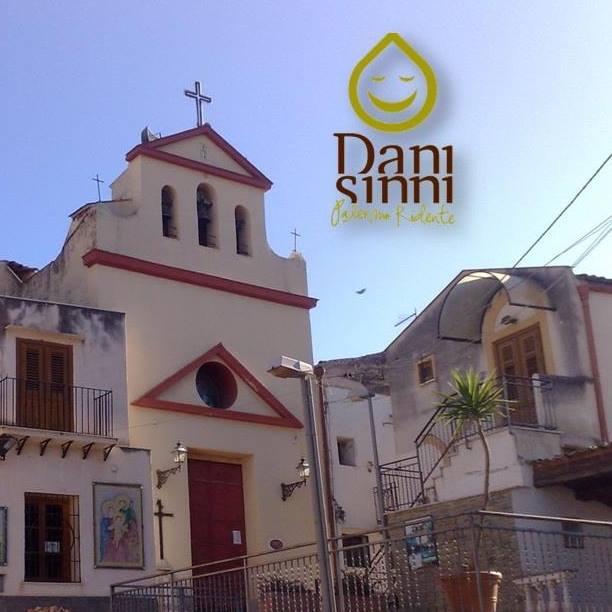 Chiesa di S. Agnese ai Danisinni come Casa Hogar Nino Dio