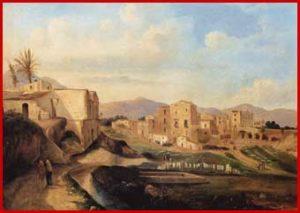 Danisinni dipinto storico